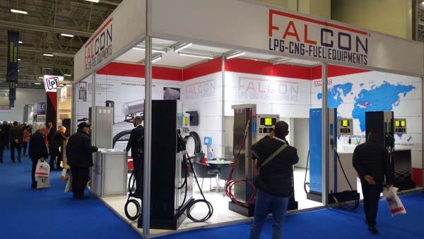 Falcon Lpg Petroleum Istanbul