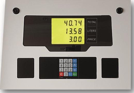 Fuel Dispenser Led Display