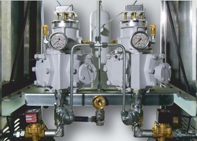 Lpg Dispenser Hydraulic System